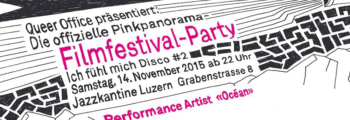 PinkPanorama – Die offizielle Filmfestival-Party